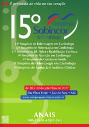 Trabalhos Apresentados no 15º Congresso Sabincor de Cardiologia